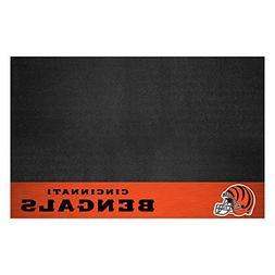 Fanmats 12180 NFL Cincinnati Bengals Vinyl Grill Mat
