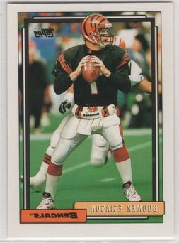 1992 Topps Football Cincinnati Bengals Team Set