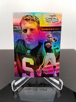1999 Topps Gold Label Rookie Card Tim Couch #80 NM/M