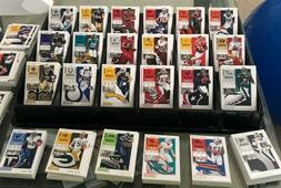 2018 Contenders Veteran Base Card Team Lot Sets - PICK YOUR