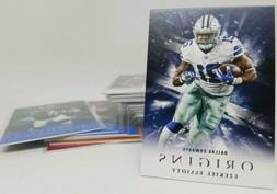 2018 Origins Football Base & Parallels You Pick Your Card &