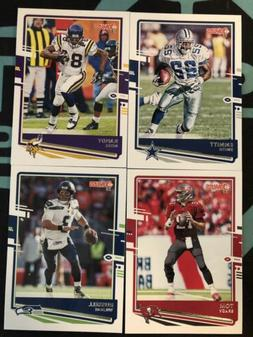 2020 Donruss Football Veterans And Players Base Cards!!! 1-2