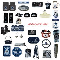 Brand New NFL Dallas Cowboys Pick Your Gear / Accessories Of