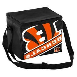 Cincinnati Bengals Big Logo w/Stripe 12 Pack Insulated Lunch
