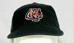 Cincinnati Bengals Black Baseball Cap Adjustable