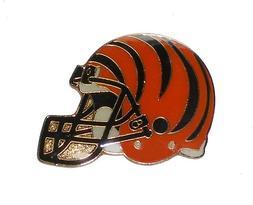 Cincinnati Bengals Football Sports Pin Helmet Design License