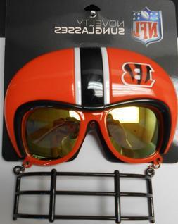 Cincinnati Bengals Game Shades. Football helmet Shaped. Pret