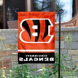 Cincinnati Bengals Garden Flag and Yard Banner