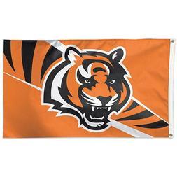 Cincinnati Bengals Large Outdoor Flag