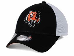 Cincinnati Bengals Mens New Era Neo 39THIRTY Stretch-Fit Hat