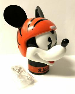 CINCINNATI BENGALS MICKEY MOUSE HELMET ANTENNA OR PENCIL TOP