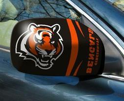 Cincinnati Bengals Mirror Cover 2 Pack - Small Size  NFL Car