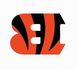 Cincinnati Bengals NFL Football Color Logo Sports Decal Stic