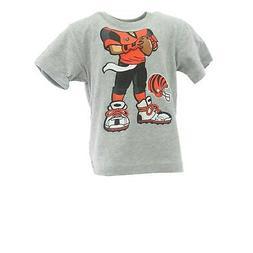 Cincinnati Bengals Official NFL Apparel Infant Toddler Size