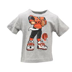 Cincinnati Bengals Official NFL Apparel Infant & Toddler Siz