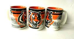 cincinnati bengals15oz shadow style coffee mug ceramic