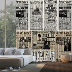 Harry Potter Bedroom Blackout Window Curtain 2 Panel Living
