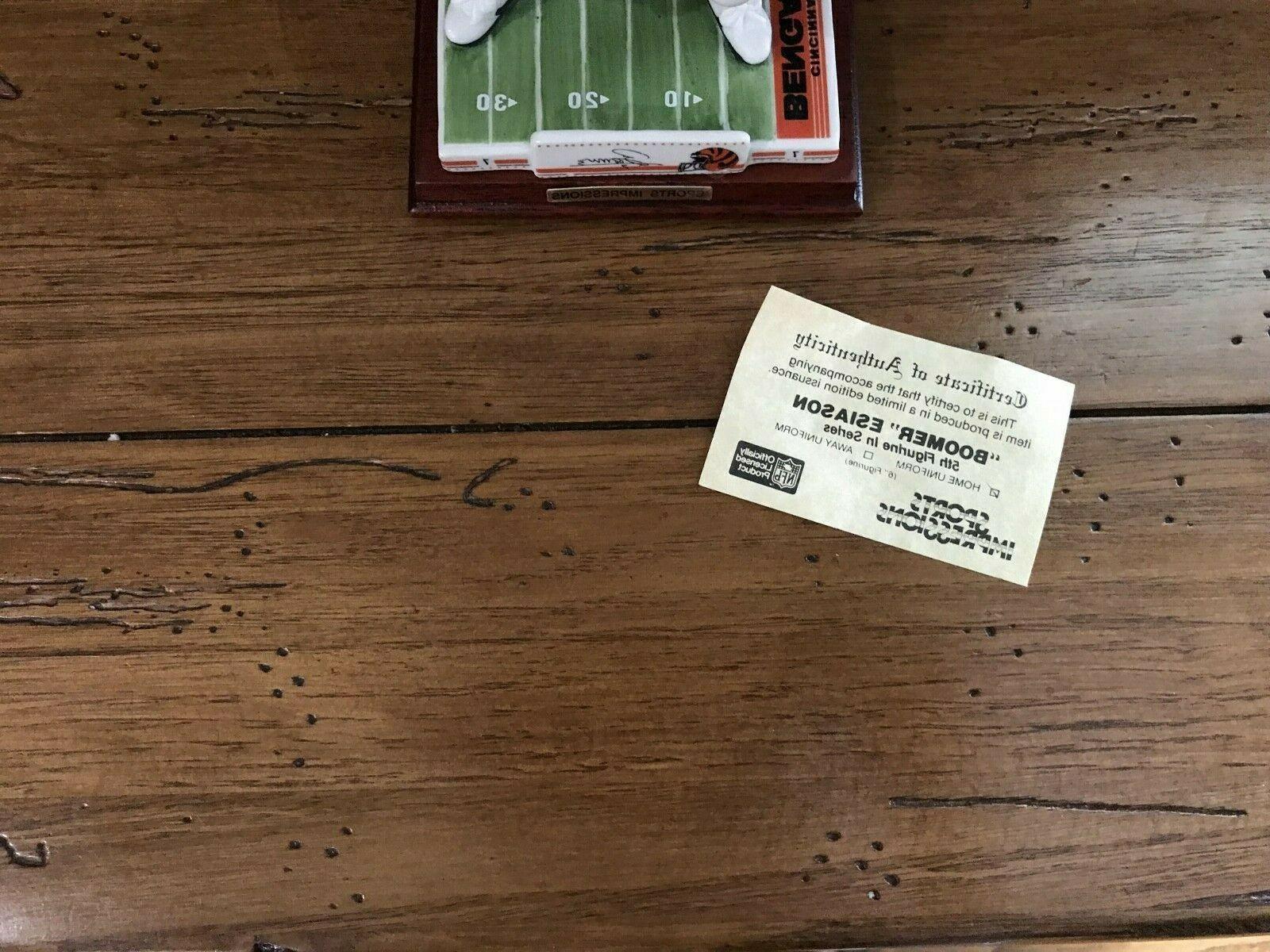 """Sports Impressions 1990 6"""" Figurine"""