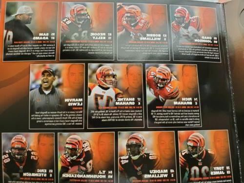 Cincinnati Medallions Set 22 NFL