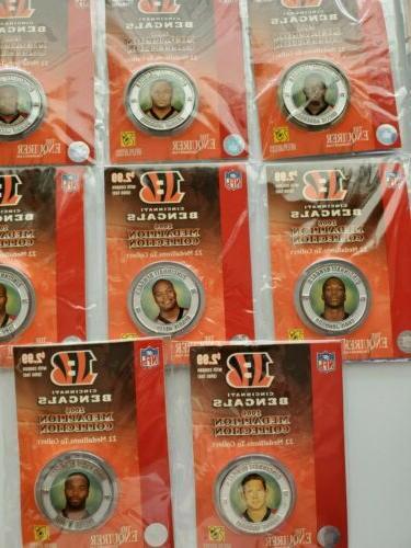 Cincinnati 2006 Medallions NFL Coins