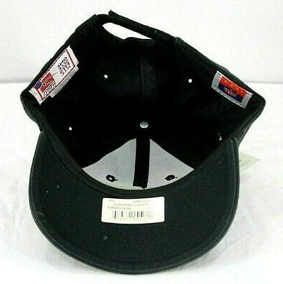 Cincinnati Black Baseball Cap