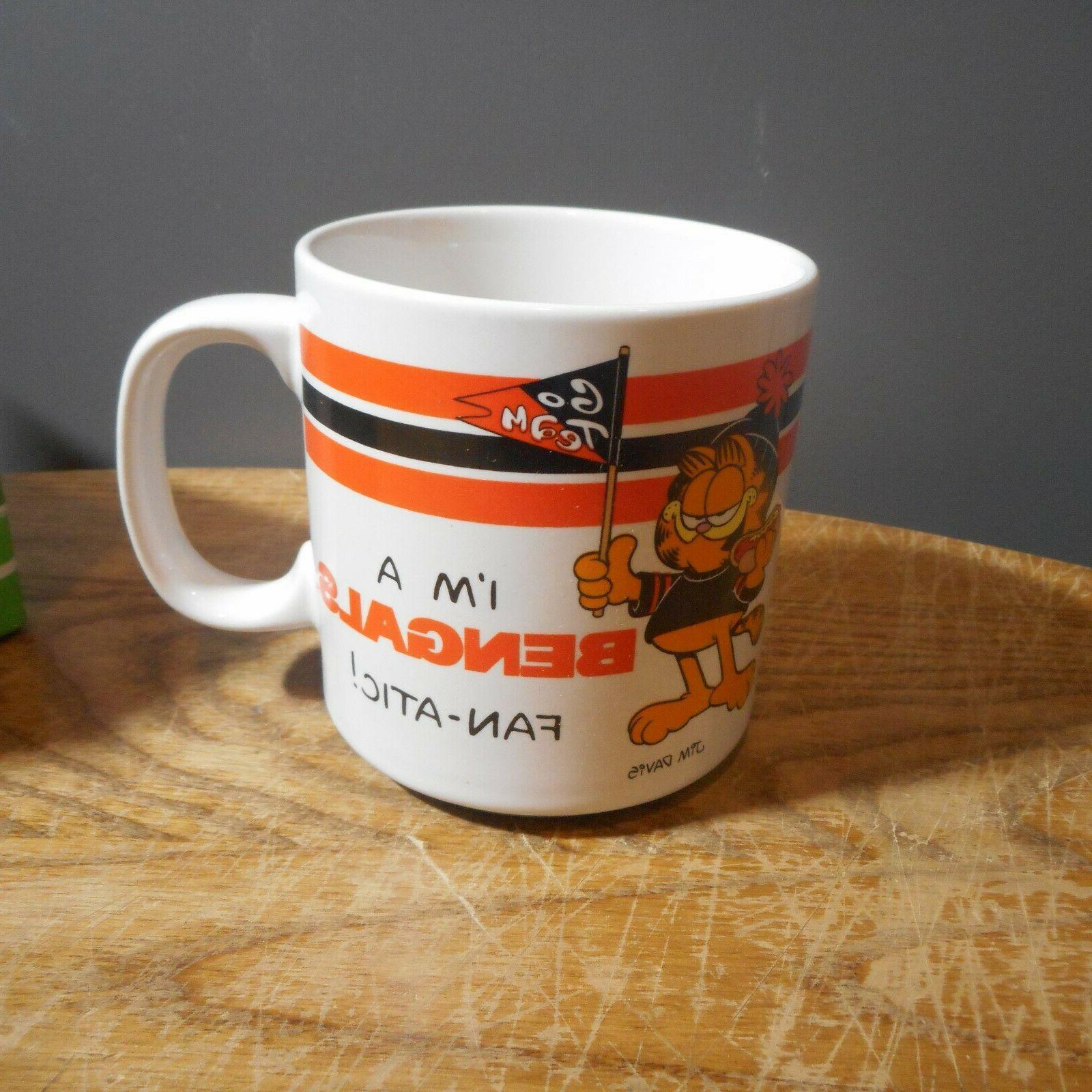Cincinnati 1978 Ceramic Mug Enesco