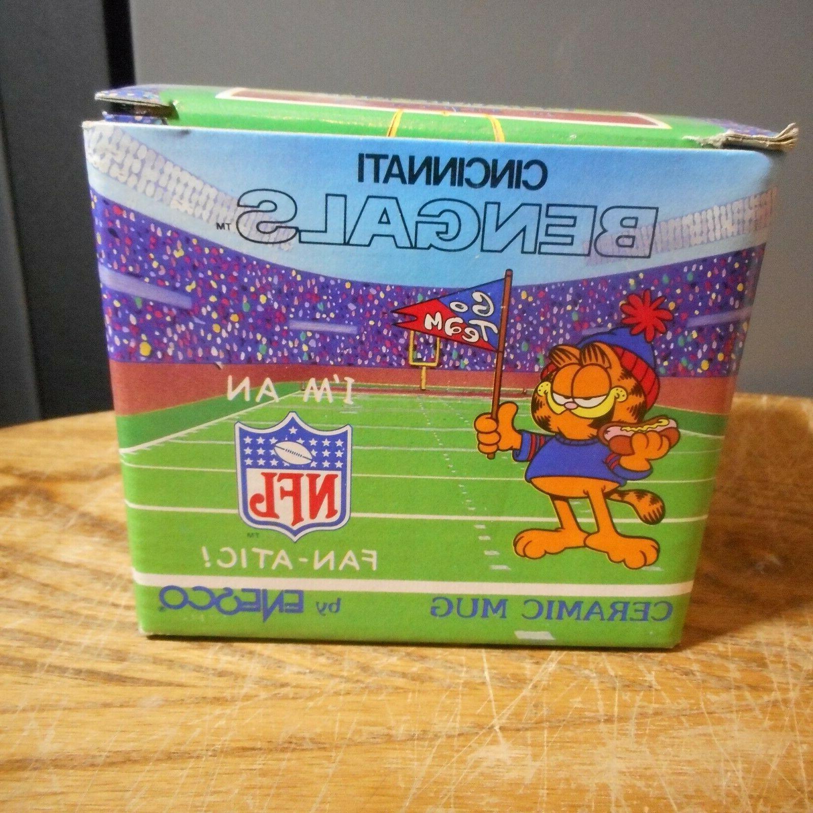 Cincinnati Garfield 1978 Ceramic
