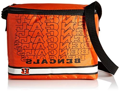 Cincinnati Bengals Impact 6 Lunch Bag