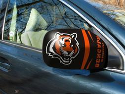 Licensed NFL Cincinnati Bengals Car Mirror Covers  - Cars/Sm