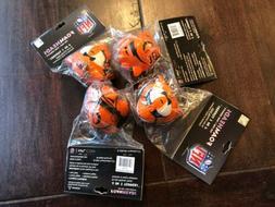 Lot 4 Cincinnati Bengals NFL Foamhead Keychain / Antenna Top