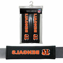 NFL Cincinnati Bengals Seat Belt Pad
