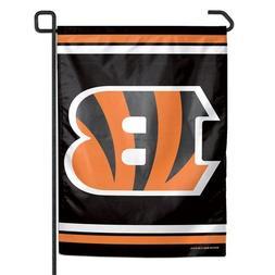 """NFL Cincinnati Bengals WCR08364013 Garden Flag, 11"""" x 15"""""""