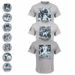 """NFL Majestic Hall of Fame """"Pictorial History"""" Player T-shirt"""