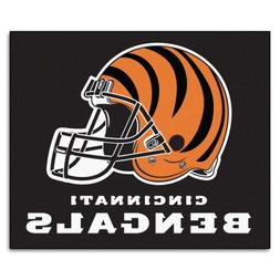 NFL Novelty Starter Mat NFL Team: Cincinnati Bengals, Size: